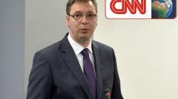 Vučić za CNN: Tajkuni više ne vode Srbiju
