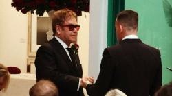 Vjenčao se Elton Džon