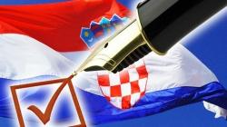 Hrvatska: Hrvatskog predsjednika bira i šest hiljada birača iz BiH