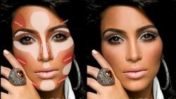 Sve tajne šminkanja Kim Kardashian