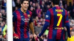 Suarez strijelac u pobjedi Barcelone