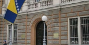 Podignuta optužnica protiv dvije osobe zbog učešća u paljenju zgrade Predsjedništva BiH