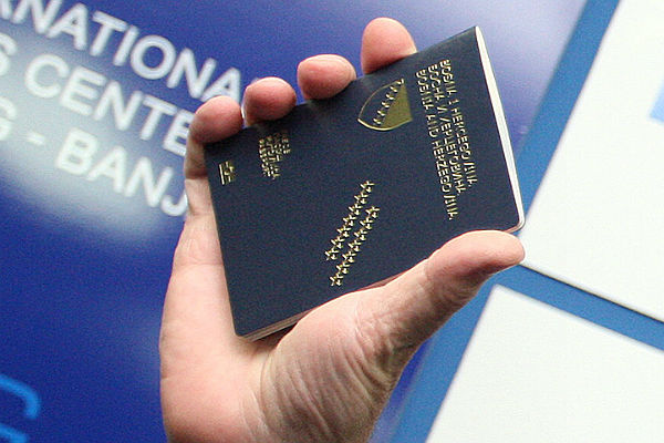 Biometrijski pasoš BiH - Arhiva