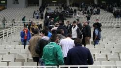 Zbog dojave o bombi u dvorani prekinuta utakmica između Panathinaikosa i Barcelone