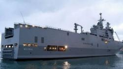Ruski mornari napustili Francusku bez Mistrala