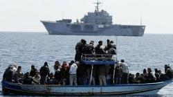 Italijanska obalska straža spasila 800 migranata