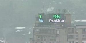 U Zenici protest zbog zagađenja zraka