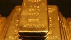 Najveći pad cijene zlata od početka ove godine