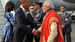 Obama u Nju Delhiju