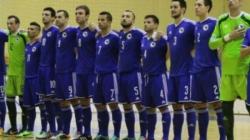 Futsal reprezentacija BiH igra protiv Slovenije