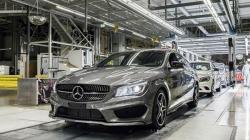 Mercedes počeo proizvodnju trećeg modela u Mađarskoj