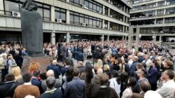 Nakon više od četiri mjeseca prekinut štrajk advokata u Srbiji