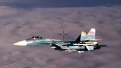 Drama iznad Baltika: Ruski Suhoj presreće NATO izviđački avion!