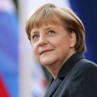 uvjerljiva pobjeda njemacka kancelarka ponovno izabrana za predsjednicu cdu vodit ce kampanju za