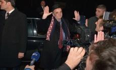 """Branimir Glavaš na pozornicu u Osijeku stigao uz Škorinu pjesmu """"Sude mi"""""""