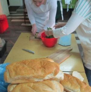 Obrok i za romsku djecu