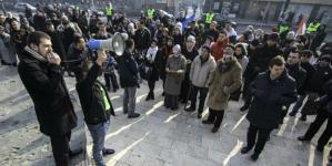 Mirni protest u Sarajevu zbog ubistva muslimana u SAD-u: Ne treba praviti razliku među žrtvama
