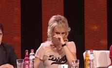 Brena duboko dirnuta zaplakala pred svima: Kandidatkinja iz Bosne je potresla svojom izvedbom..