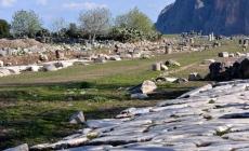 Adana: Otkrivena prva cesta s dvije trake iz antičkog doba