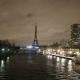 Sat za Zemlju: Svjetla na Ajfelovom tornju ugašena na deset minuta