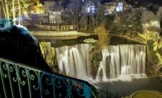 Vodopad u Jajcu: Jedini vodopad u svijetu koji se nalazi u centru grada