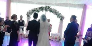 Na svadbi Merite i Armina Hrvić prikupljeno je 2.382,00 KM kao pomoć za liječenje četrnaestogodišnjeg Mirsada Hasanbašića iz Trepča