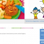 Web stranica JU Djeca Sarajeva - Nap.ba