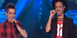 X Factor: Maestralan povratak Tarika i Adnana