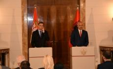 Edi Rama o sastanku sa Aleksandrom Vučićem: Historijska prilika za mir u regiji zbog kojeg vrijedi živjeti