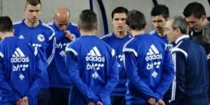 Fudbalska A reprezentacija BiH: Baždarević za Izrael računa na dvojicu novih Zmajeva