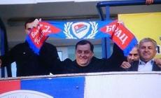 Banjalučani se odrekli Borca, ali ne i Dodik