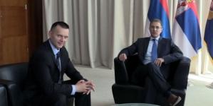 Ministri policija Srbije i RS-a dogovorili zajedničku obuku i akcije
