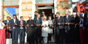Građani Sarajeva: Otvaranje hamama uz Erdoganovo prisustvo je velika stvar za BiH
