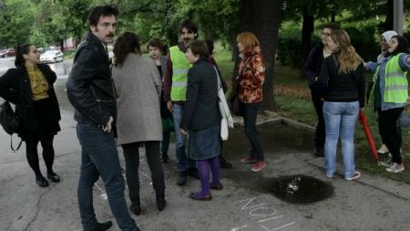 Neformalna grupa građana iz Sarajeva poručila građanima Skoplja i Makedonije: Uz vas smo
