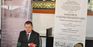 Sarajevo domaćin Sedmog međunarodnog foruma o vakufima