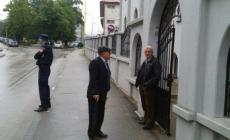 MUP RS-a uz kamere RTRS-a dočekao vjernike pred džamijom u Vlasenici!