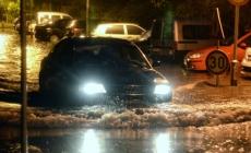 Nevrijeme u Srbiji, pola Novog Sada pod vodom