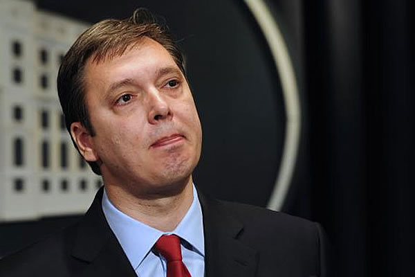 Aleksandar Vučić - RTS