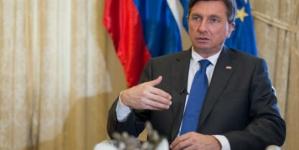 Borut Pahor: Ne znam šta je Srbiji trebalo osporavanje rezolucije o genocidu u Srebrenici