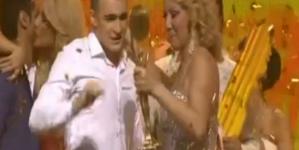 DA SE NAJEŽIŠ: Pogledajte video proglašenja pobjede Harisa Berkovića