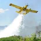 crna gora avioni gase pozar kod podgorice