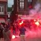 Pred Željinu utakmicu sa Standardom: Manijaci zapalili centar Liježa!