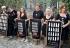 Beograd: Podignut simbolički memorijal žrtvama genocida u Srebrenici