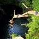 Kratka historija cliff divinga