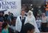Kakav početak zajedničkog života: Na svadbu im došlo 4.000 sirijskih izbjeglica