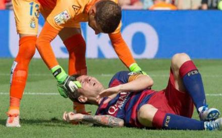 Messi obavio litotripsiju, oporavak nastavlja kod kuće