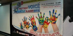 """Saopštenje sa press konferencije """"Prettiest Voice – Dječiji šlager"""""""