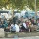 DRAMA U BEOGRADA: Pištoljem pokušao da opljačka migrante, njih 30 ga pretuklo!