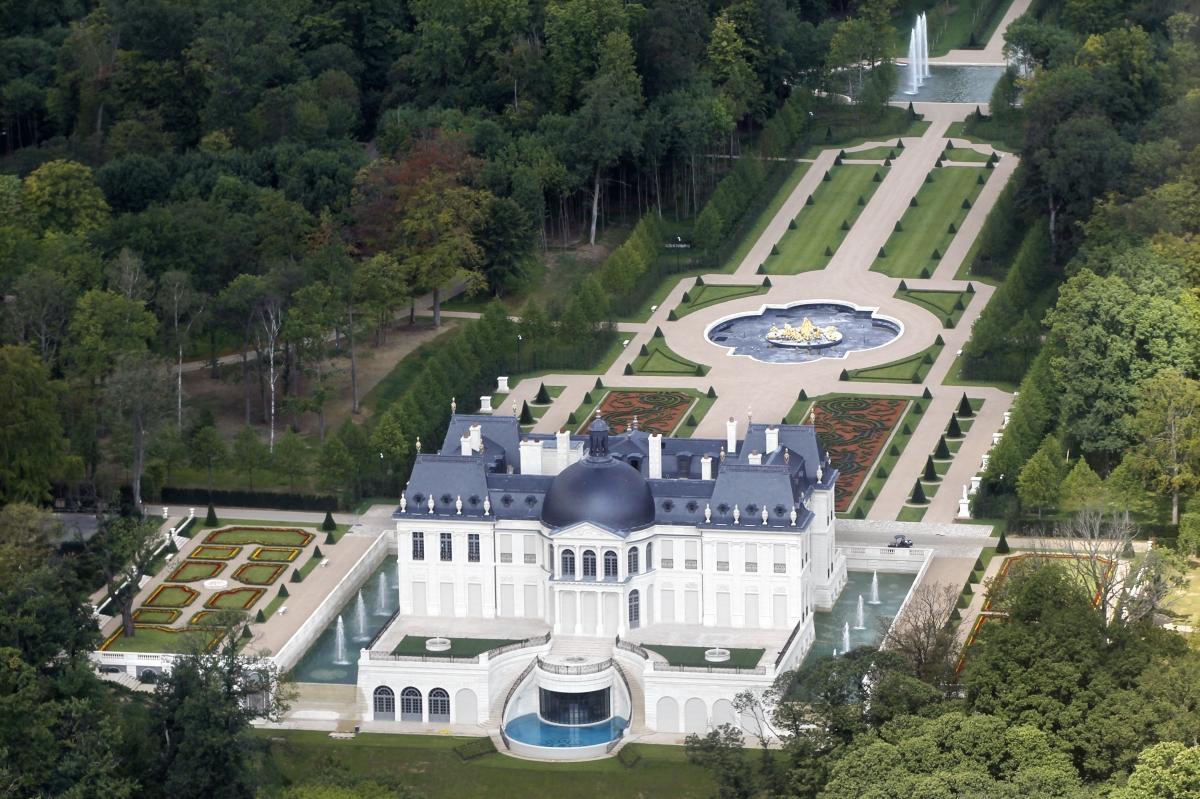 Ko je vlasnik najskuplje nekretnine na svijetu: Dvorac Chateau Louis XIV prod...