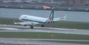 Dramatični pokušaj slijetanja putničkog aviona